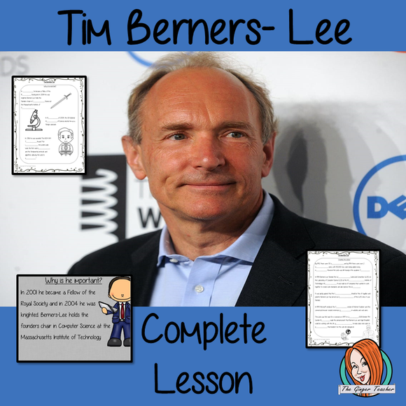 Tim Berners-Lee Science Lesson