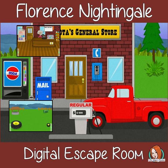 Florence Nightingale Escape Room