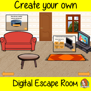 Create Your Own Digital Escape Rooms