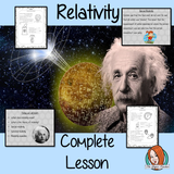 Relativity Science Lesson