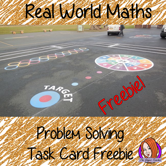 Real World Maths Problem Solving Task