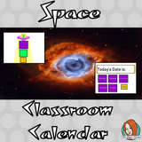 Outer Space Themed Classroom Calendar Display This download includes a fun space themed classroom calendar display for your classroom. These are great for teachers and kids to have an outer space themed room and celebrate everyone's birthday. This download includes: - Calendar title - Space ship calendar display  - Days of the week signs - Months of the year signs - 31 date signs  - Full calendar instructions #classroomthemes #teachingideas #outerspaceclassroom