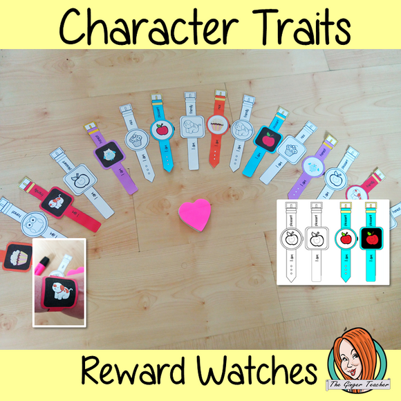 Character Traits Reward Tags Give you class something to brag about! These reward tags can be printed and used in your classroom for behaviour management. This download includes 15 reward tags:I am braveI am kind I am friendly I am nice I am hard working I am happy I am loyal I am tidy I am honest  I am giving I always think of others I am pleasant I am interesting I am careful I am dedicated #bragtags #rewardtag #awardtags #backtoschool