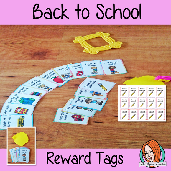 Back to School Reward Tags (Brag Tags)  I helped the new kid I had all my supplies ready I settled into my class I had a great summer It's going to be a great idea I started out the right way I was ready to learn Happy first day of school I met my new teacher I made new friends Welcome back to school I learnt all the rules I worked hard on my first day I told my teacher my news I started with a good attitude #bragtags #rewardtag #awardtags #backtoschool