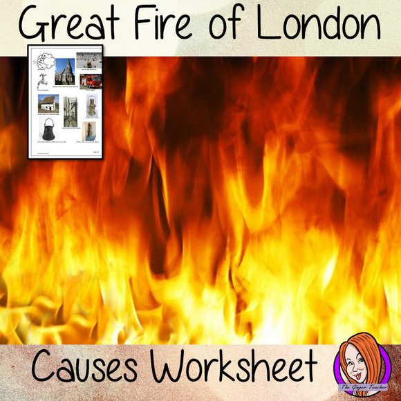 Reasons for the Great Fire of London