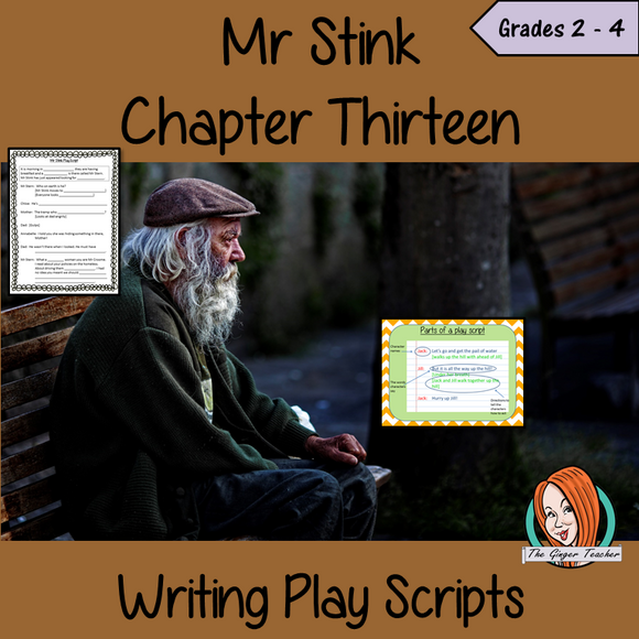 Play Scripts  – Mr Stink
