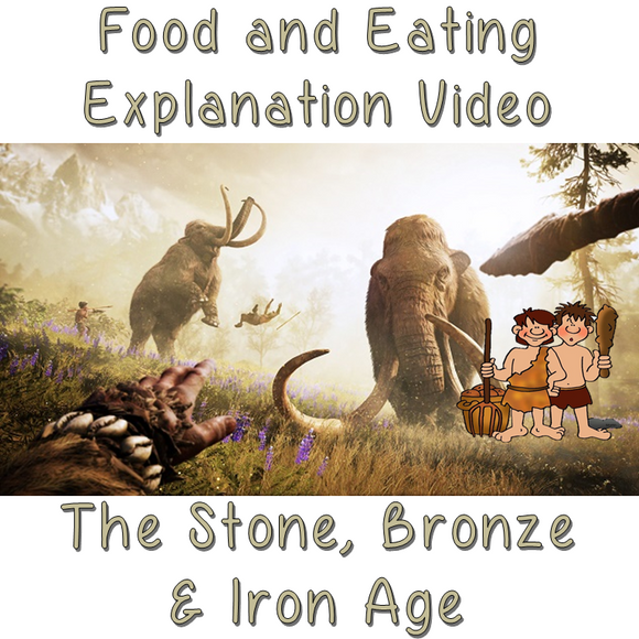 Eating and Food in Pre-history Explanation Video