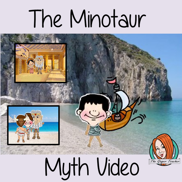 The Minotaur Myth Video