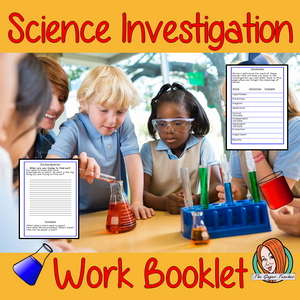 Science Investigation Booklet