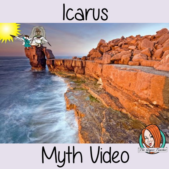 The Story of Icarus Myth Video