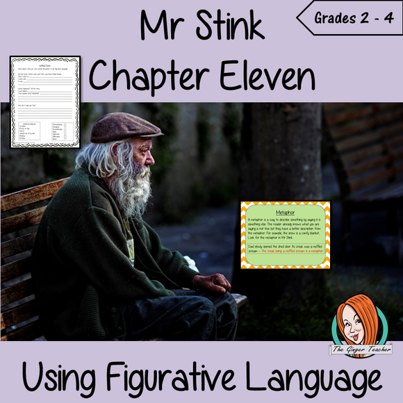 Figurative Language  – Mr Stink