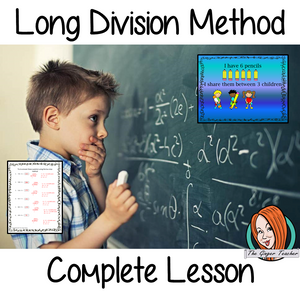 Bus Stop Method, Easy Long Division, Complete Math lesson