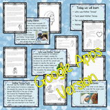 Distance Learning Mother Teresa Google Slides Lesson     Teach children about Mother Teresa   This lesson includes a detailed 24 slide presentation explaining all about Mother Teresa. It covers the important parts of her life; who she was; interesting facts about her; brief summary of her most famous acts and wonderful quotes.  This is the Google Slides version of this lesson!