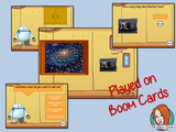The Planets Science Escape Room Boom Cards