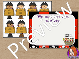 Pirate Classroom Targets Board This download includes a fun pirate themed classroom targets board for your children to record their progress. These are great for teachers and kids to have a pirate room and give children responsibility for their own targets. This download includes: - Editable pirate names - Instructions  - Targets board #classroomthemes #teachingideas #pirateclassroom