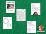 Try this escape room style game with your students today! This is a fun game that is perfect for teaching children about Endangered Animals. This game focuses on students finding out facts and information and using these to solve puzzles. This helps them to learn.     This activity is great for the beginning of a topic to introduce information or at the end to recap.     Students are trying to help an alien understand Endangered Animals and they must solve a series of clues, as well as decode different ciph