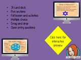 Passover - Boom Cards Digital Lesson