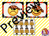 Pirate Themed Emotion Boards Pirate Themed Happy – Sad Emotion Boards  This download includes fun pirate themed emption boards with editable pirate names. These are great to complete your pirate themed classroom.   This download includes: - Happy and Sad board  - Editable pirate names - Full instructions #classroomthemes #teachingideas #pirateclassroom