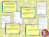 Complete, narrative lesson on the 32nd chapter of Gangsta Granny by David Walliams. The lesson focuses on writing emotion in narrative. Read and discuss the chapter there is a detailed PowerPoint to ensure  understanding of the elements of writing emotional narrative. The class will write a report together and then the children can plan and write their own using the writing frame. For lower ability children there is a cloze sheet. #lessonplans #bookstudy #teachingideas #readingactivities
