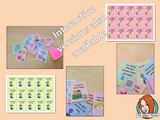 Reading Achievements Common Core Reward Tags Give you class something to brag about! These reward tags can be printed and used in your classroom for behaviour management. Children love to collect them all so they are a perfect behavior management system  #bragtags #rewardtag #awardtags