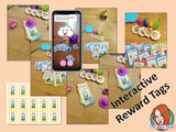 Interactive Character Traits Set 2 Reward Tags brag tags! These tags can be used in your classroom for behaviour management. If you want to promote good behavior of students brag tags! This is a whole class behaviour management system promotes good behaviour in class download the free AR (augmented reality) app and a fun character will appear in your classroom! Each tag has AR reward that collect also option to take reward selfie. #augmentedreality #bragtags #rewardtag #awardtags