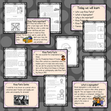Rosa Parks PowerPoint and Worksheets Lesson Fun history lesson to teach children about Rosa Parks. Perfect for Black History Month in your classroom, make teaching about segregation and black history engaging. Great lesson with many facts and activities for your kids to enjoy. #lessonplanning #teaching #resources #historylessons #historyplanning #rosaparks #blackhistory #blackhistorymonth