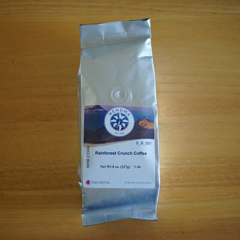 Hendma Rainforest Crunch Coffee