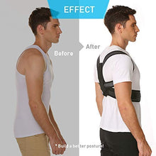 Posture Corrector for Man Woman Back Brace Humpback Scoliosis Correction Belt Adjustable Comfort Invisible Belt Adult Students (M) by Dragoskandia M