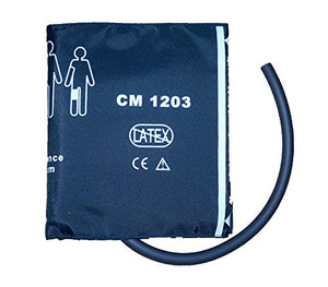 6 Kinds Cuffs Optional for Contec Blood Pressure Monitor Abpm50 /o8a /o8c (Adult Cuff) Adult Cuff