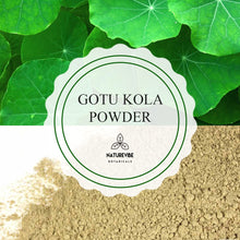 Organic Gotu Kola Powder (8 Ounce), Centella Asiatica | Gluten Free and Non-GMO | Ayurvedic Herbal Supplement | Supports Immune System | Improves Overall Health...[Packaging may vary]