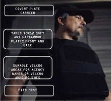 Load image into Gallery viewer, Covert Plate Carrier