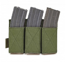 Triple Velcro Mag Pouch for 5.56