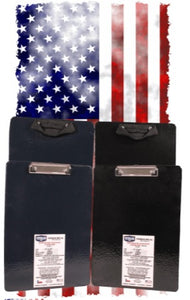 Veterans Mfg Ballistic Clipboard