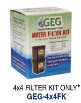 Load image into Gallery viewer, Water Filter Kit