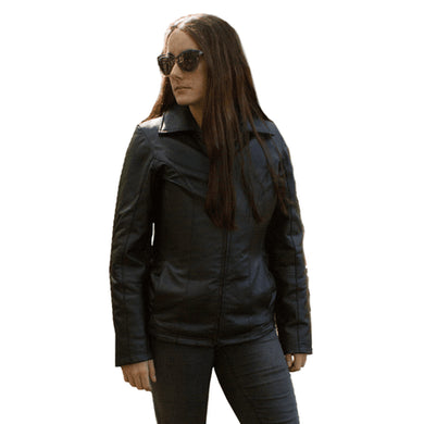 Bullet Resistant Woman's Jacket with wrap