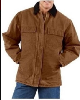 Bullet Resistant Farm Coat with Full Wrap Option