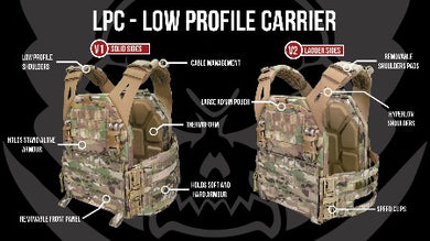 LPC Light Profile Carrier