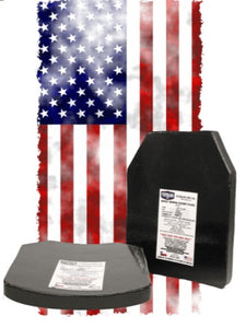 VETERANS MFG® ULTRALIGHT ARMOR PLATE III+