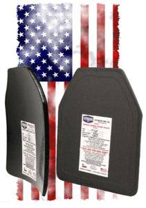 VETERANS MFG® ULTRALIGHT IIIa+ ARMOR PLATE