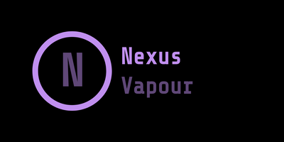 Nexus Vapour UK