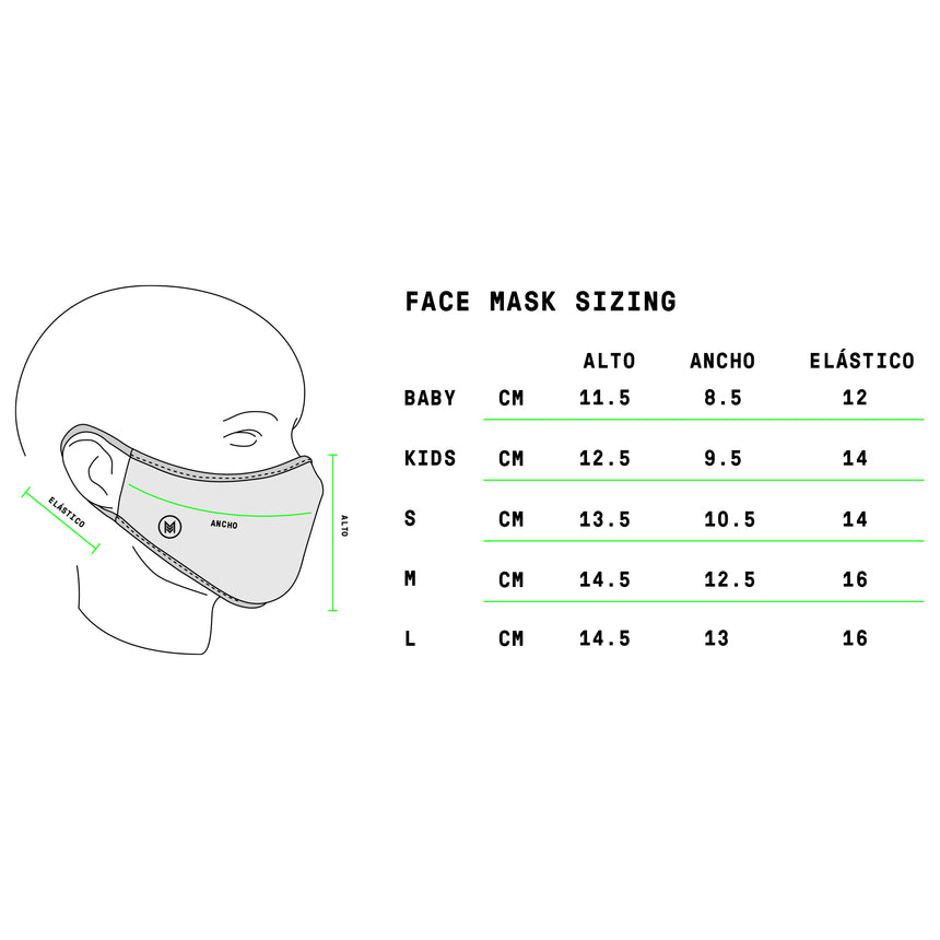 Sport Mask - Active 07
