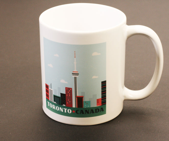 Mugs are the Perfect Souvenir | Toronto Souvenirs