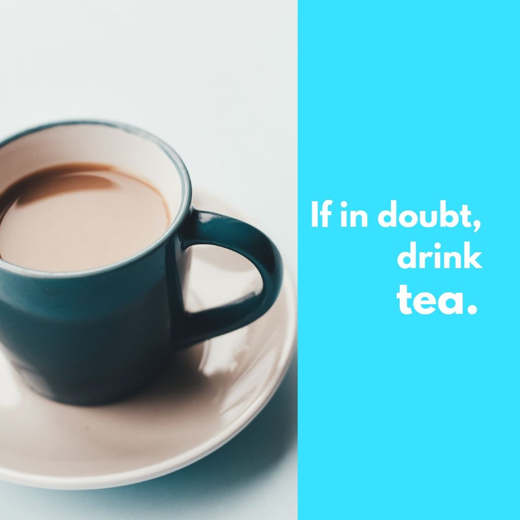 fun quotes about tea