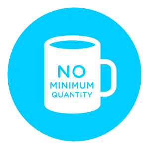 No Minimum Quantity