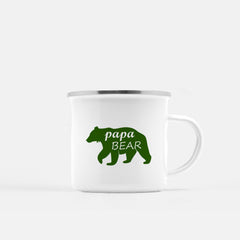 novelty camp mug