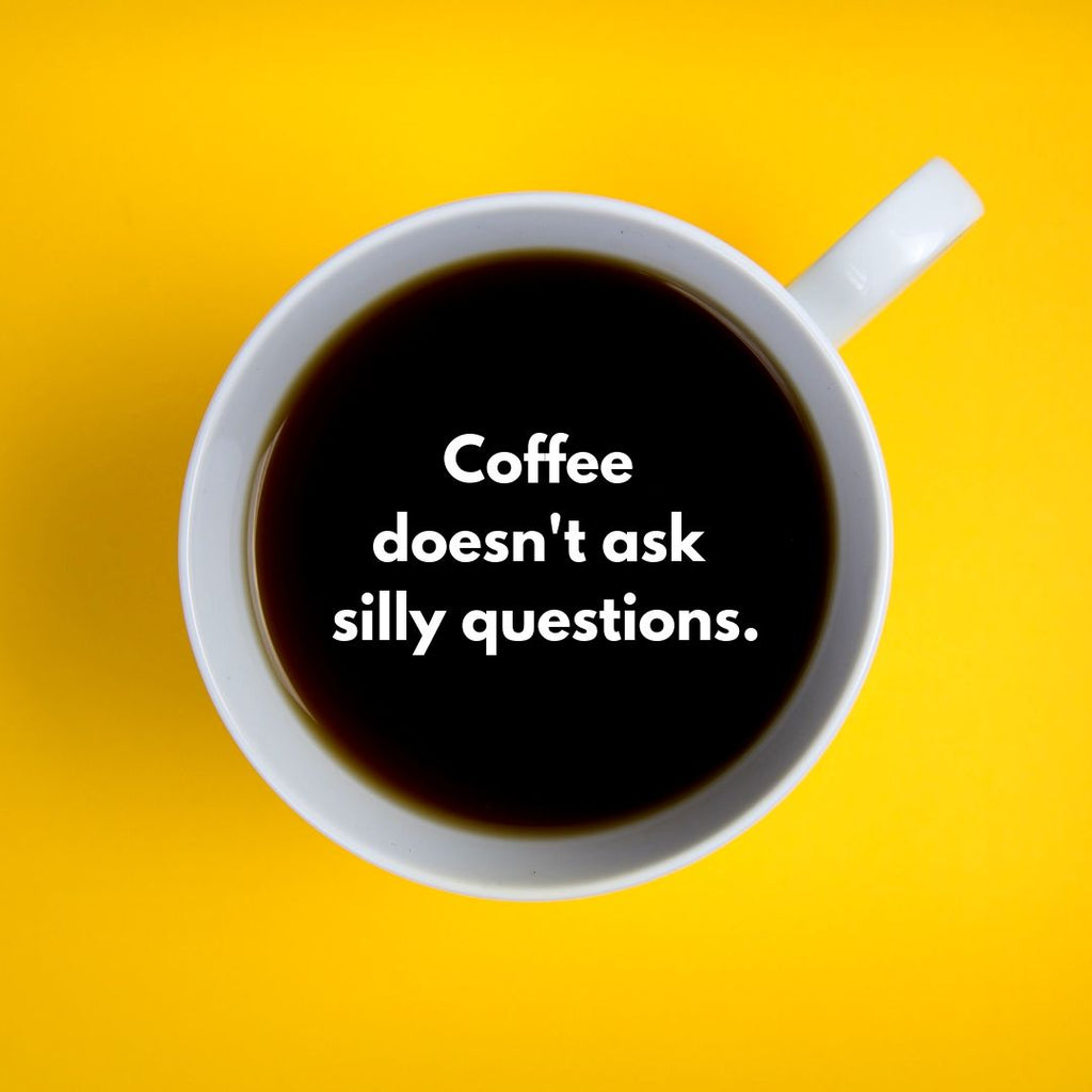 fun quotes about coffee