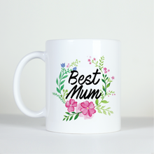 Load image into Gallery viewer, Custom Floral Mug