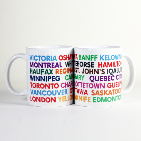 what the mug canadian cities mugs