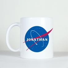 Load image into Gallery viewer, Custom Space Logo Mug