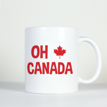 Load image into Gallery viewer, oh canada true north strong and free national anthem patriotic